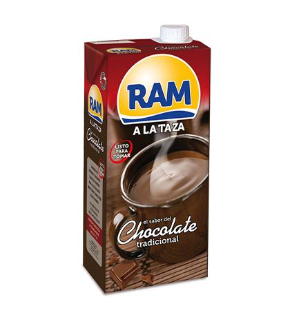 CHOCOLATE TAZA RAM BRICK 1L.