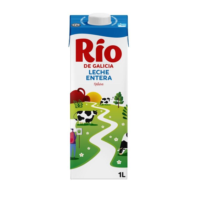 LECHE RIO ENTERA 1L
