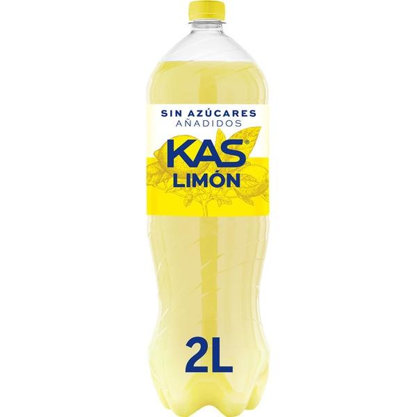 KAS LIMON ZERO AZUCARES 2L.