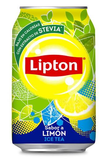 LATA LIPTON TE LIMON 33cl.