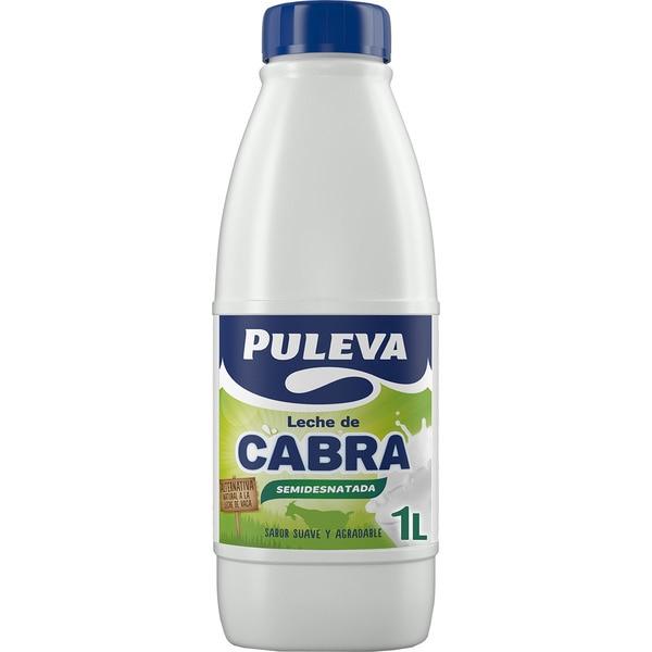 LECHE CABRA PULEVA 1L