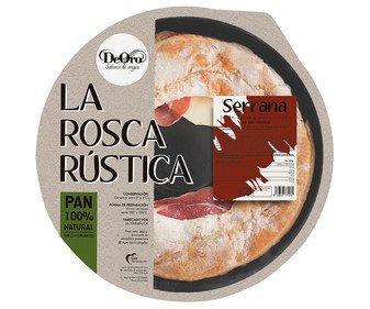ROSCA DEORO RUSTICA SERRANA 480g.
