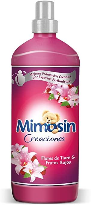 SUAVIZANTE MIMOSIN CREACIONES FLORES DE TIARE 55 DOSIS