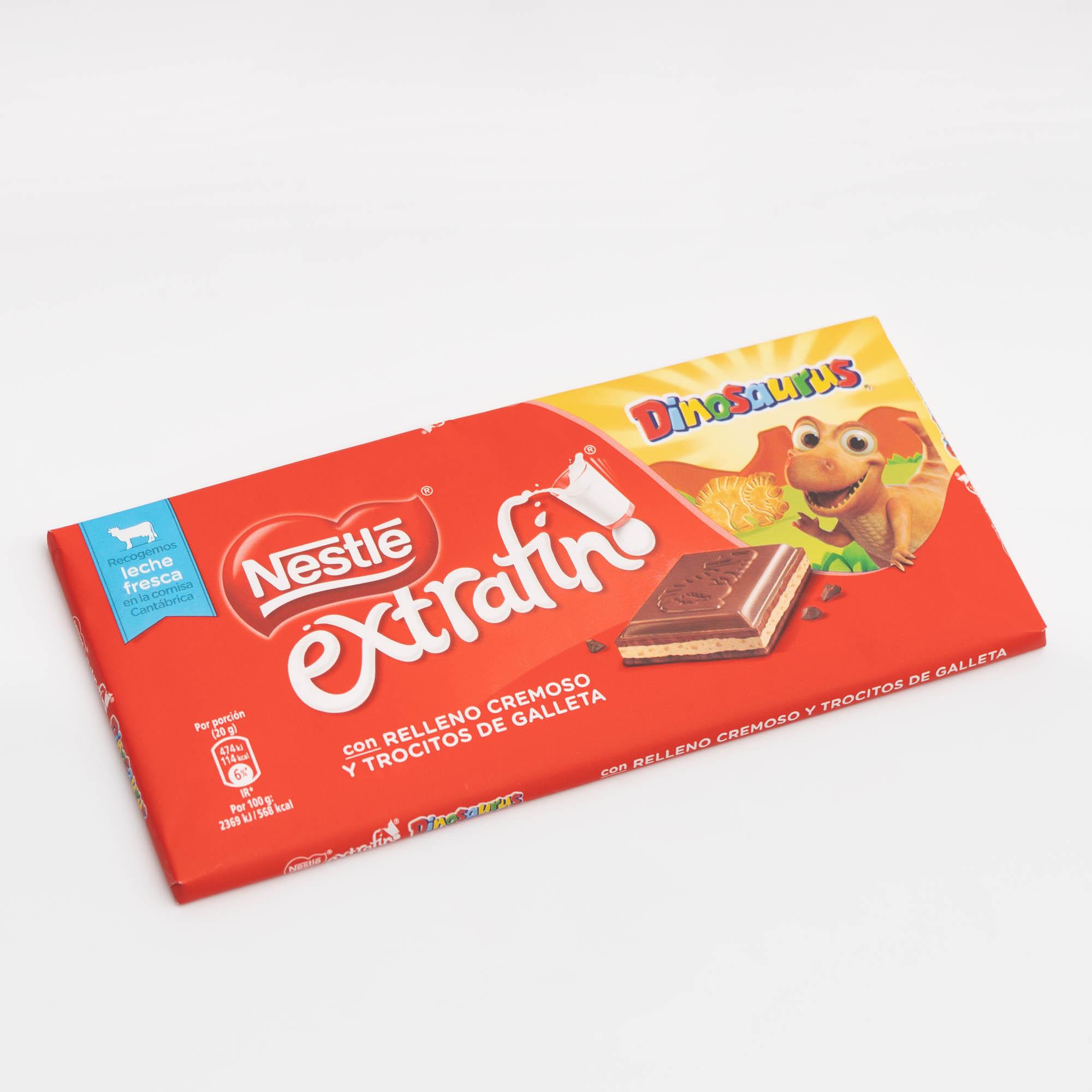 CHOCOLATE NESTLE DINOSAURIUS 120g.
